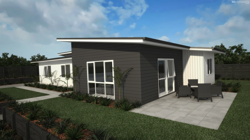 NZ112 anchorage 3 bedroom house