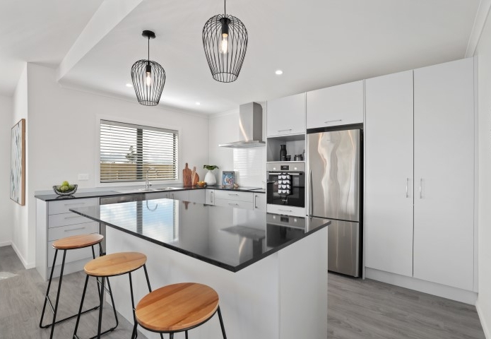Latitude Homes Auckland Showhome Kitchen 2